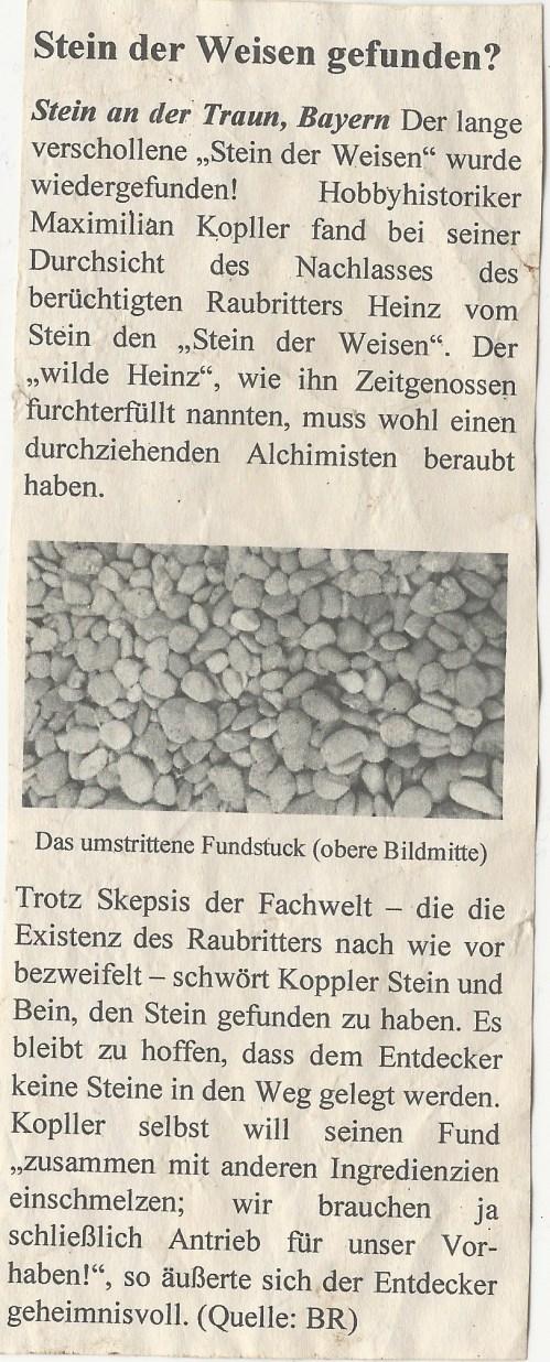Stein der Weisen Zeitung (002)