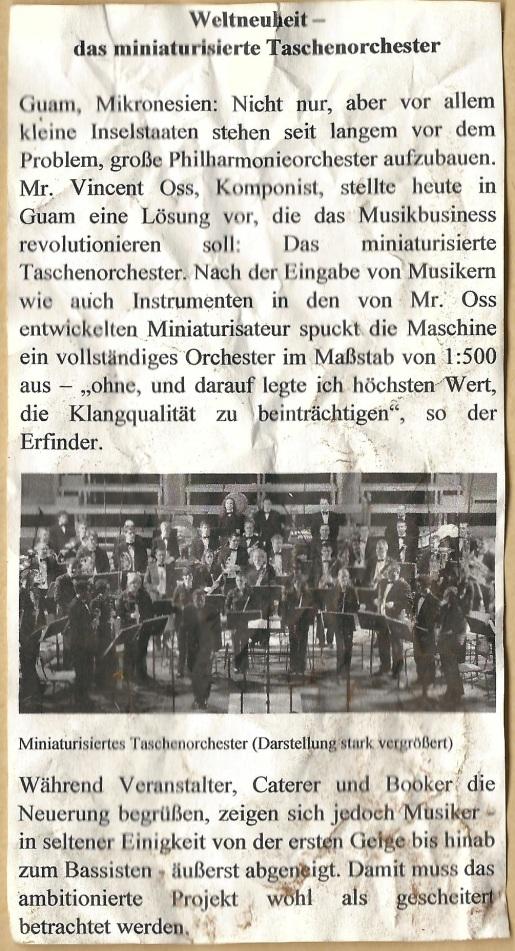 taschenorchester